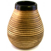 Mate Rustico ceramic brown
