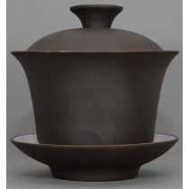 Gaiwan white-brown 150ml