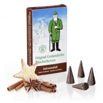 "Incense Cones ""Scent of Advent"""