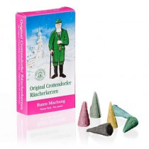 "Incense Cones ""Variety Pack"""