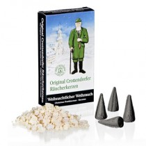 "Incense Cones ""Christmas Frankincense"""