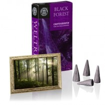 "Incense Cones ""Black Forest"""