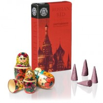 "Incense Cones ""Russian Red"""