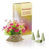 "Incense Cones ""Flower Bouquet"""