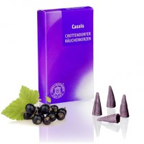 "Incense Cones ""Cassis"""