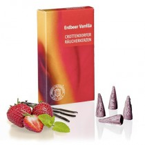 "Incense Cones ""Strawberry Vanilla"""