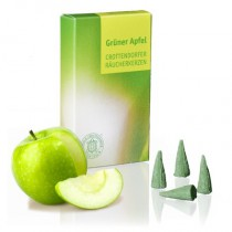 "Incense Cones ""Green Apple"""
