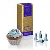 "Incense Cones ""Blue Velvet"""