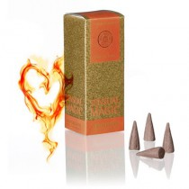 "Incense Cones ""Fire of Love"""