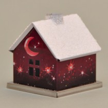 """Incense House """"Romantic Red"""""""