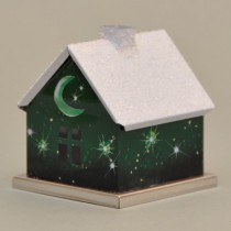 """Incense House """"Romantic Green"""""""